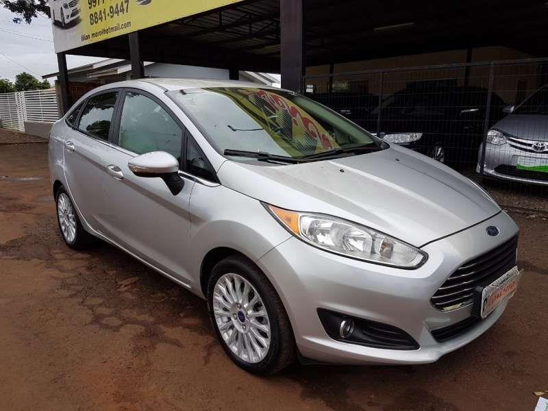 Ford New Fiesta Fiesta 1.6 Titanium Plus (Aut) (Flex) - Foto #8