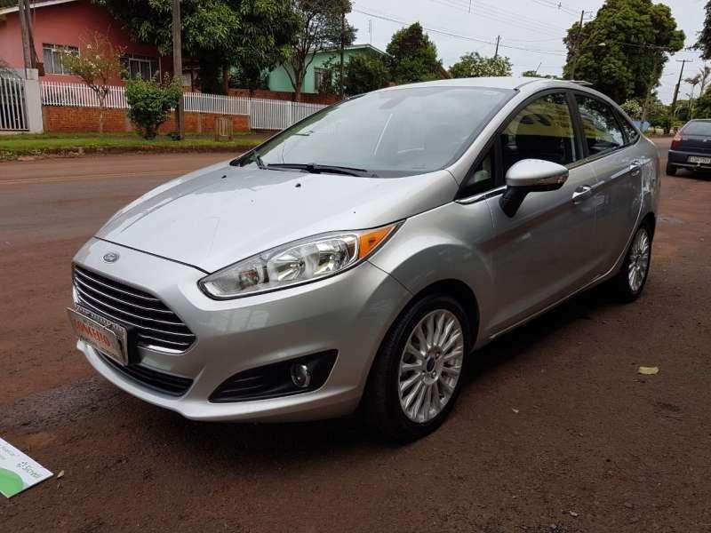Ford New Fiesta Fiesta 1.6 Titanium Plus (Aut) (Flex) - Foto #10