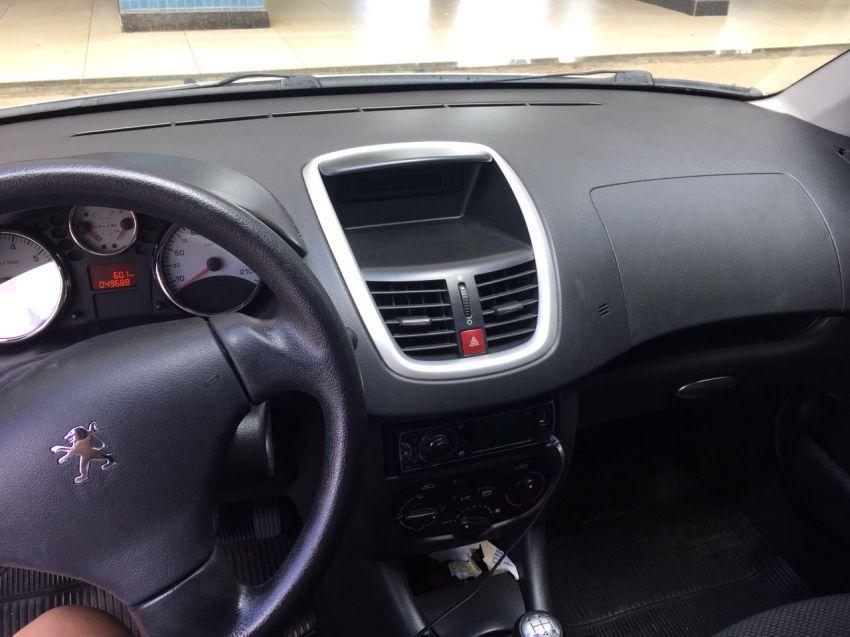 Peugeot 207 Hatch Blue Lion 1.4 (Flex) - Foto #4