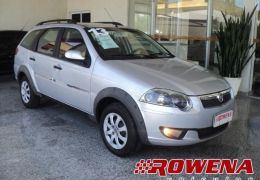 Fiat Palio Weekend Trekking 1.6 16V (Flex)