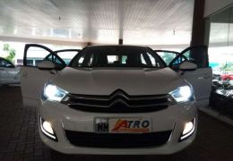 Citroën C4 Lounge Exclusive 1.6 THP (Aut)