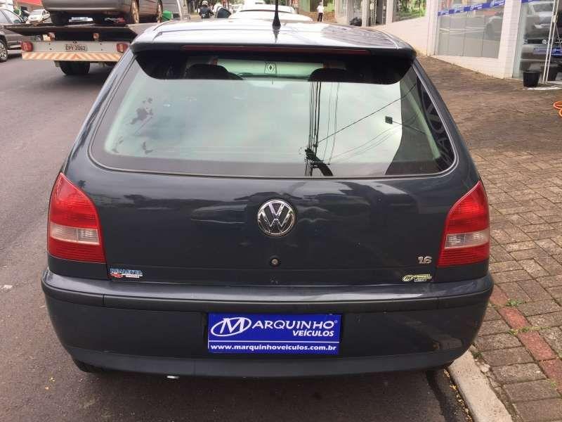 Volkswagen Gol 1.6 MI (G3) - Foto #6