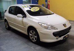 Peugeot 307 Presence Pack 1.6 16V Flex