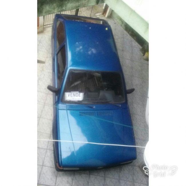 Volkswagen Gol CL 1.6 MI - Foto #4