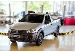Fiat Strada Hard Working 1.4 (Flex)