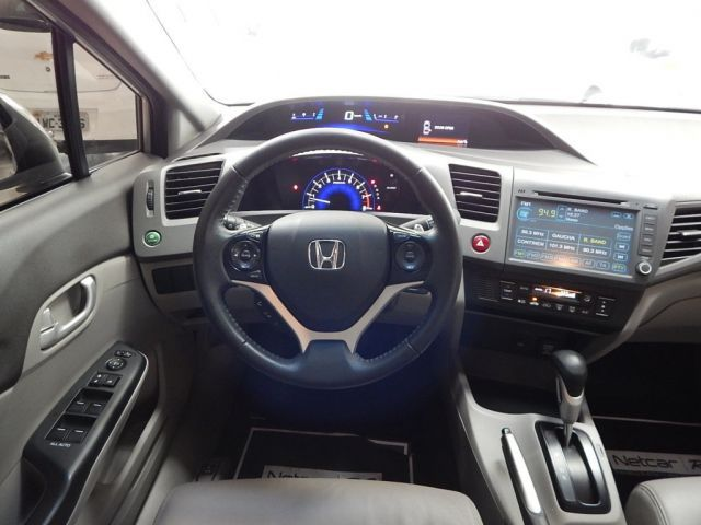 Honda Civic LXR 2.0 16V Flex - Foto #9