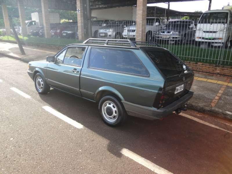 Volkswagen Parati CL 1.8 - Foto #5