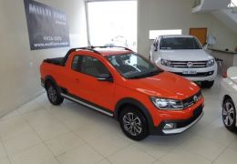 Volkswagen Saveiro Cross CE 1.6 16V Total Flex