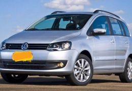 Volkswagen SpaceFox Sportline iMotion 1.6 8V (Flex) (Aut)
