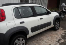 Fiat Uno Way 1.0 8V (Flex) 4p