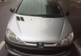 Peugeot 206 Hatch. Sensation 1.4 8V (flex) (Web) 2p