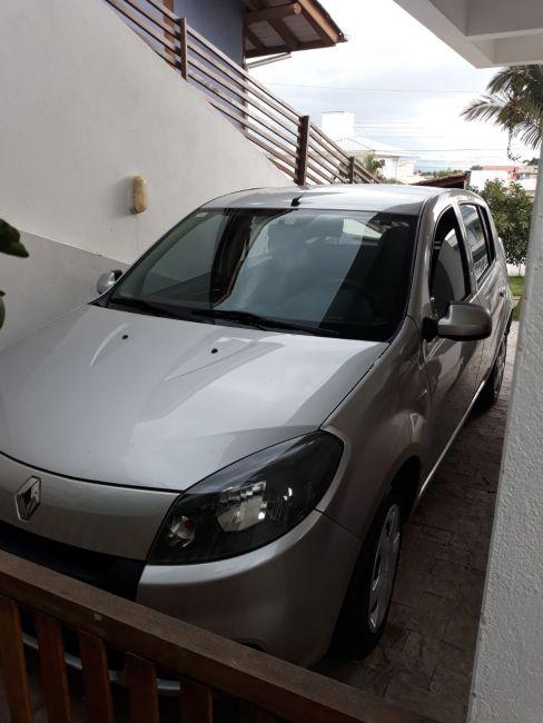 Renault Sandero 1.6 8V Expression Easy-r (Aut) - Foto #2