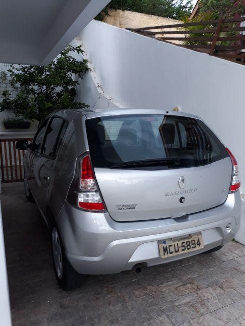 Renault Sandero 1.6 8V Expression Easy-r (Aut) - Foto #5
