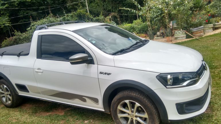 Volkswagen Saveiro 1.6 Surf CS (Flex) - Foto #5