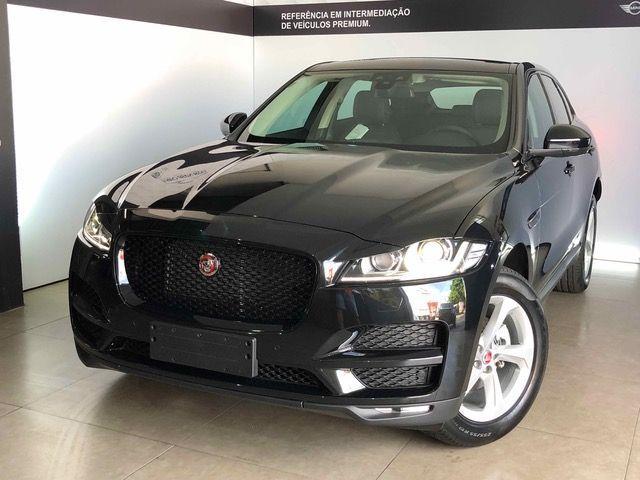 Jaguar F-Pace Prestige 2.0 - Foto #5