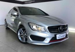 Mercedes-Benz CLA 250 Sport 4matic 2.0 16V Turbo