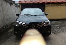 Toyota Etios Platinum 1.5 (Flex)