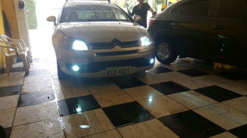 Citroën C4 GLX 2.0 (flex) - Foto #2