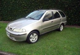 Fiat Palio Weekend City 1.6 MPi