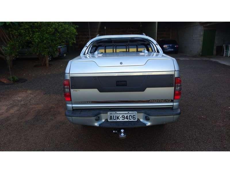 Chevrolet S10 Rodeio 2.8 TD 4X2 (Cabine Dupla) TURBO - Foto #6