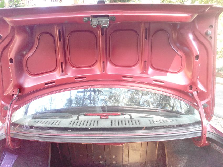 Ford Verona 2.0 IS - Foto #1
