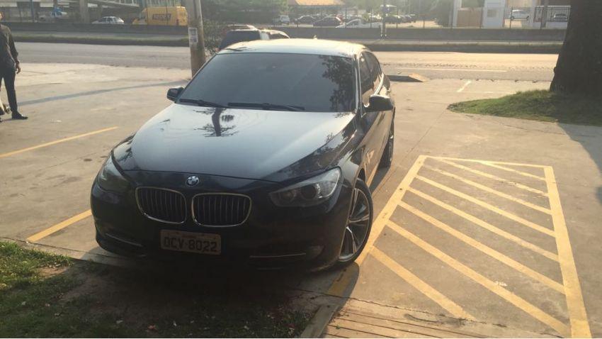 BMW 535i 3.0 24V GT - Foto #3
