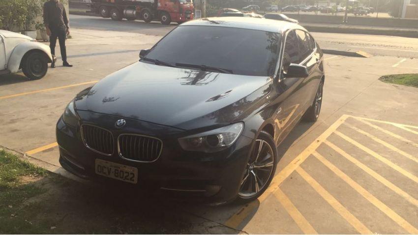 BMW 535i 3.0 24V GT - Foto #4
