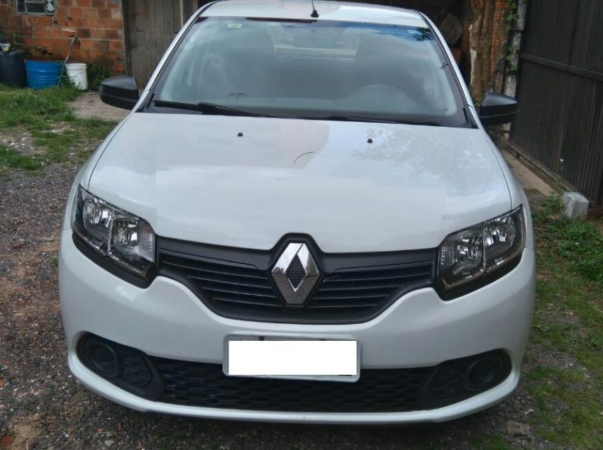 Renault Sandero Authentique 1.0 16V (Flex) - Foto #3