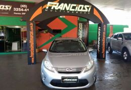 Ford New Fiesta Sedan 1.6 SE (Flex)
