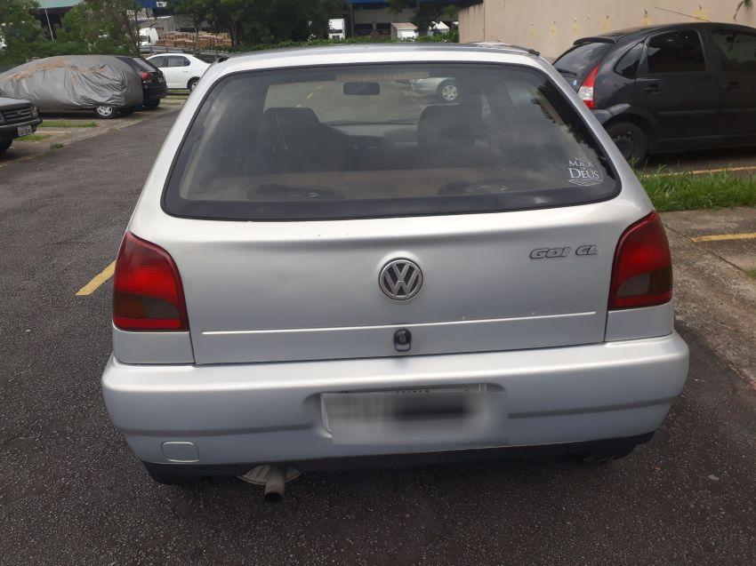 Volkswagen Gol CL 1.6 MI - Foto #6