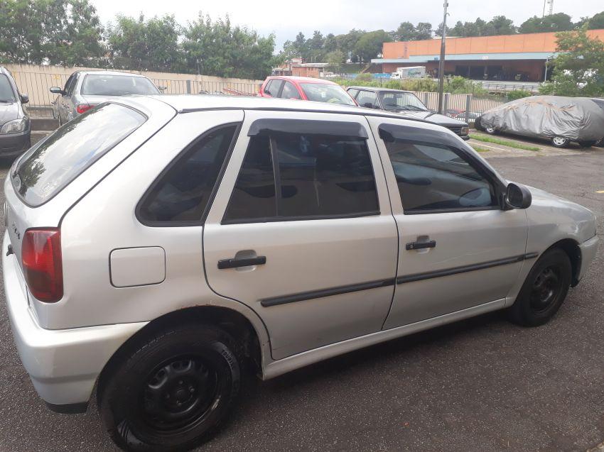 Volkswagen Gol CL 1.6 MI - Foto #7