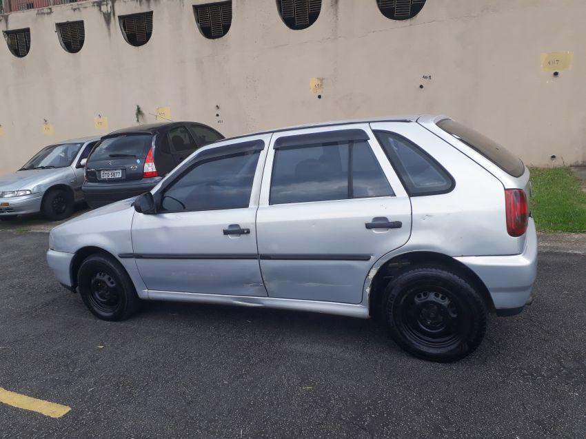Volkswagen Gol CL 1.6 MI - Foto #8