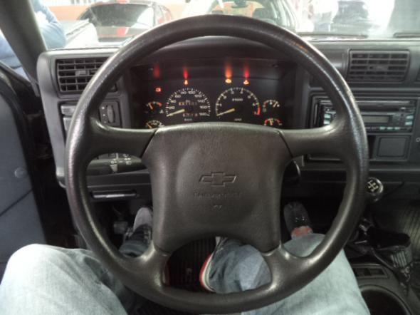 Chevrolet Blazer Std. 2.2 MPFi  Efi - Foto #9
