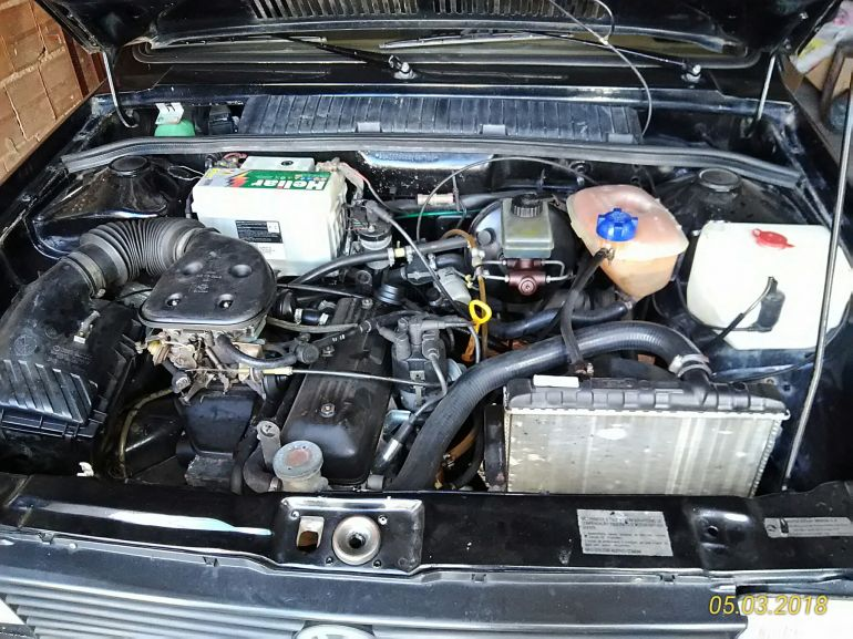 Volkswagen Gol 1.0 MI - Foto #8