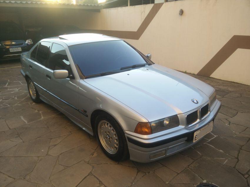 BMW 325ia 2.5 24V - Foto #4