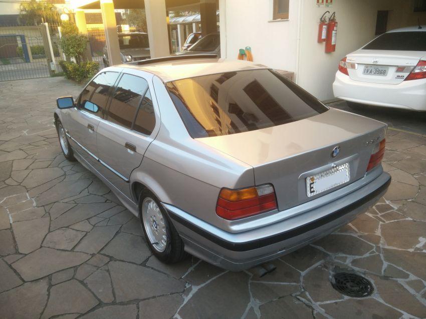 BMW 325ia 2.5 24V - Foto #7