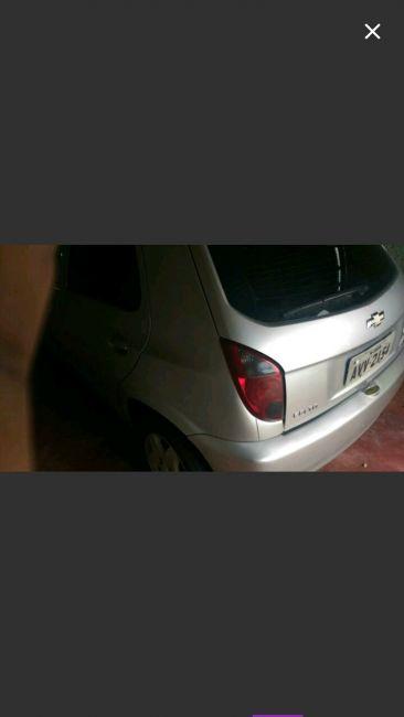 Chevrolet Celta 1.0 VHC 4p - Foto #3