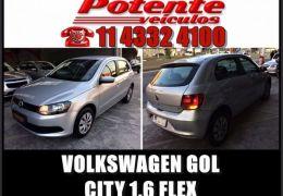Volkswagen Gol City 1.6