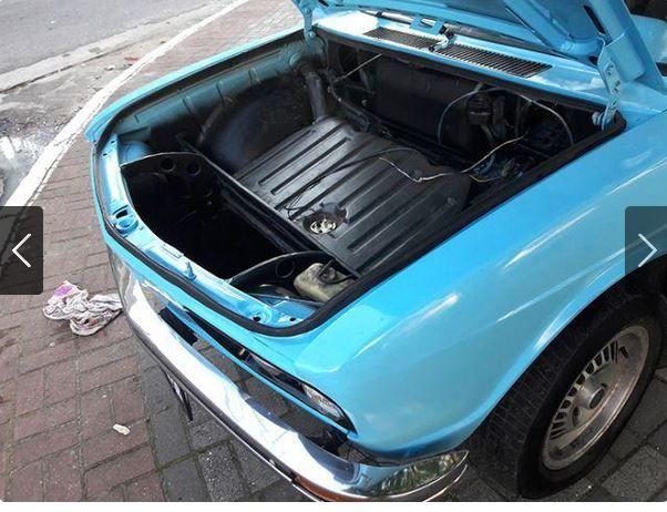 Volkswagen Brasilia 1600 - Foto #4