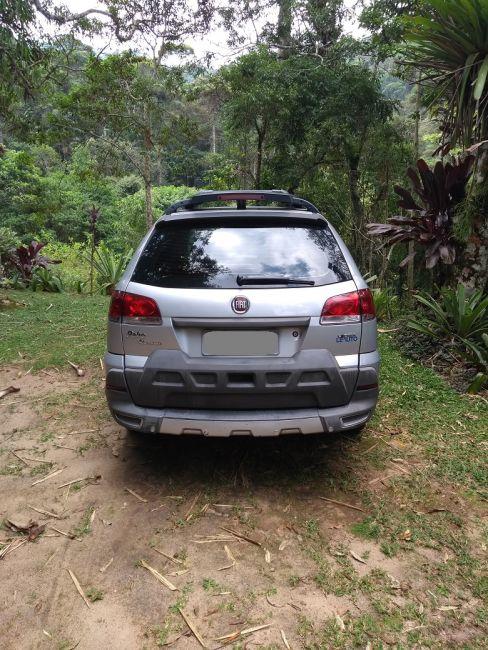 Fiat Palio Weekend Adventure Locker 1.8 8V (Flex) - Foto #8