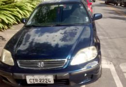 Honda Civic Sedan LX B 1.6 16V