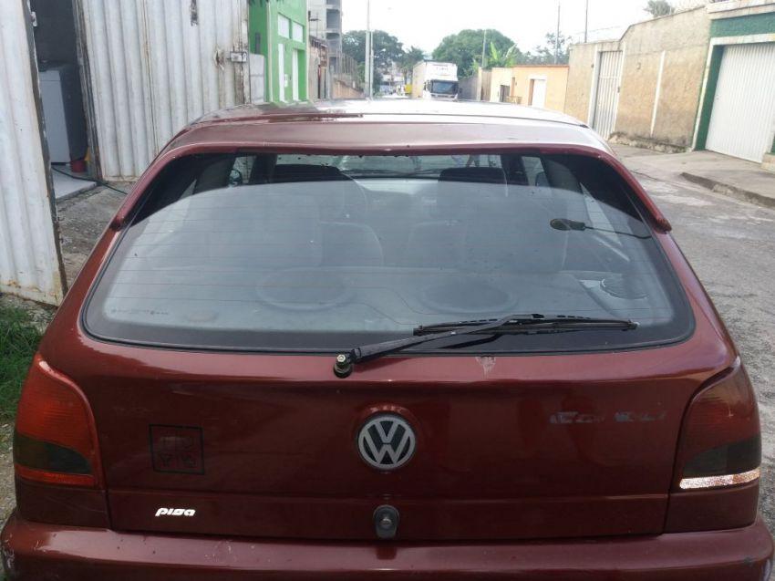 Volkswagen Gol CLi 1.8 - Foto #1