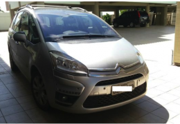 Citroën C4 Picasso Exclusive 2.0 16V (aut)