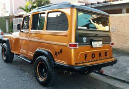Ford Rural 2.8 4x4