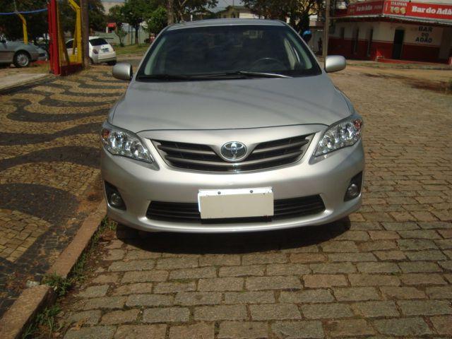Toyota Corolla 1.8 Dual VVT-i GLi (Flex) - Foto #5