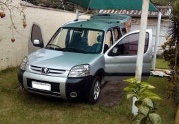 Peugeot Partner Escapade 1.6 16V (flex)
