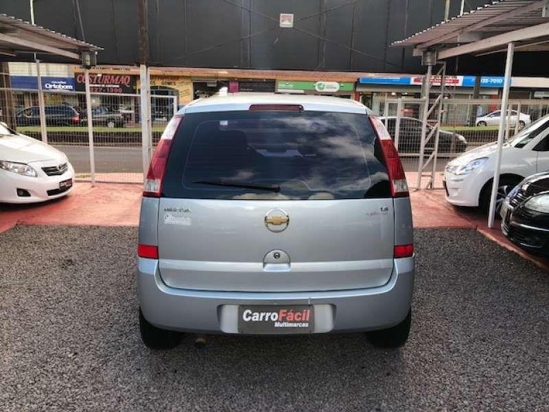 Chevrolet Meriva Maxx 1.8 (Flex) - Foto #7