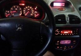 Peugeot 206 Hatch. Feline 1.4 8V (flex) - Foto #3