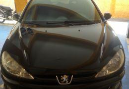 Peugeot 206 Hatch. Automatic 1.6 16V (flex)