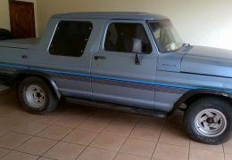Ford F1000 Demec 3.9 (Cabine Dupla)